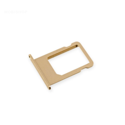 Tiroir emplacement carte sim iPhone 6+ plus   or apple saint-etienne gold