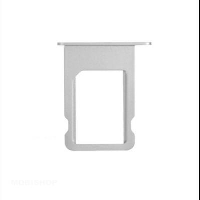 Tiroir sim iPhone 6 argent apple saint-etienne mobishop apple reparation remplacement emplacement loire