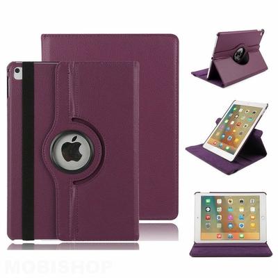Coque étui iPad Air violet saint-etienne mobishop