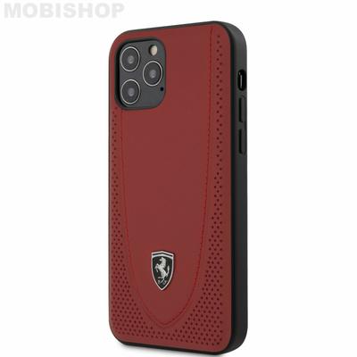 coque-cuir-rouge-avec-logo-argent-ferrari-pour-apple-iphone-12-61-et-61-pro-ferrari-saint-etienne
