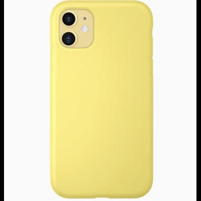 coque-iphone-11-pro-silicone-jaune-saint-etienne-mobishop
