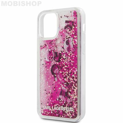 coque-transparente-a-paillettes-flottantes-roses-pour-apple-iphone-12-54-karl-1-saint-etienne-mobishop