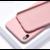 Coque silicone iPhone 7 8 7+ 8+ Plus case rose saint-etienne