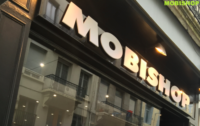 evenements venir chez mobishop saint etienne actualit s mobishop. Black Bedroom Furniture Sets. Home Design Ideas