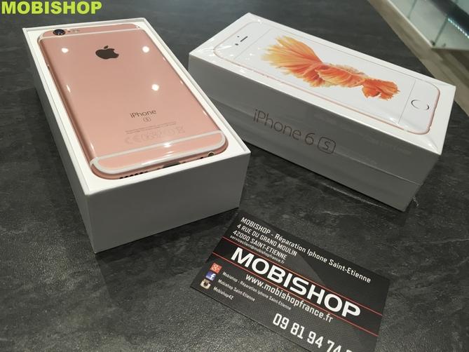 iphone 6s or rose mobishop apple iphone 6s. Black Bedroom Furniture Sets. Home Design Ideas