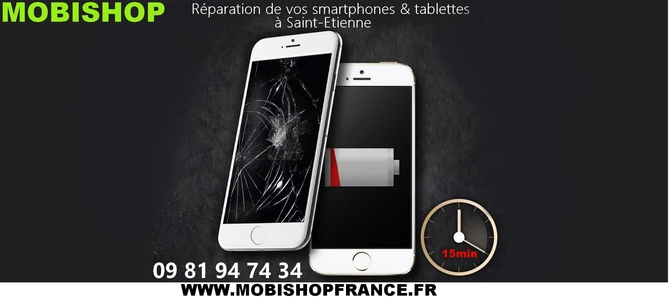 Reparation Iphone Firminy