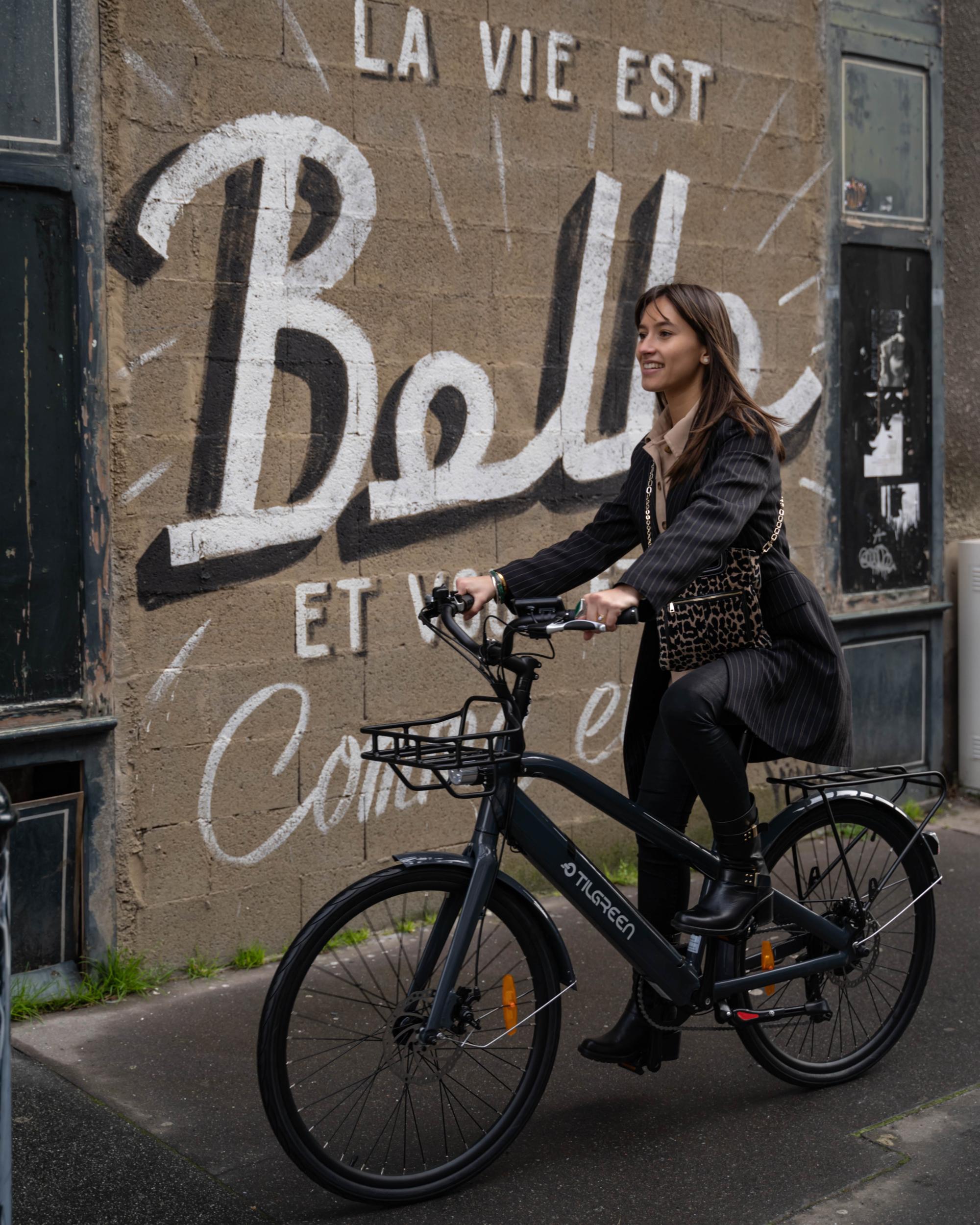 vélo électrique TilGreen