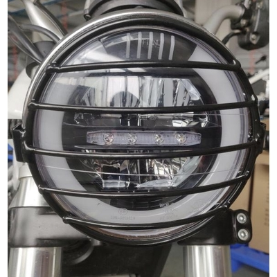Grille phare CR6