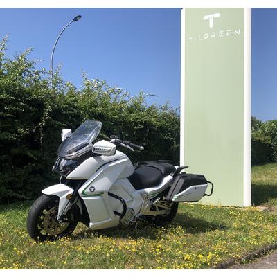 Moto électrique TilCops
