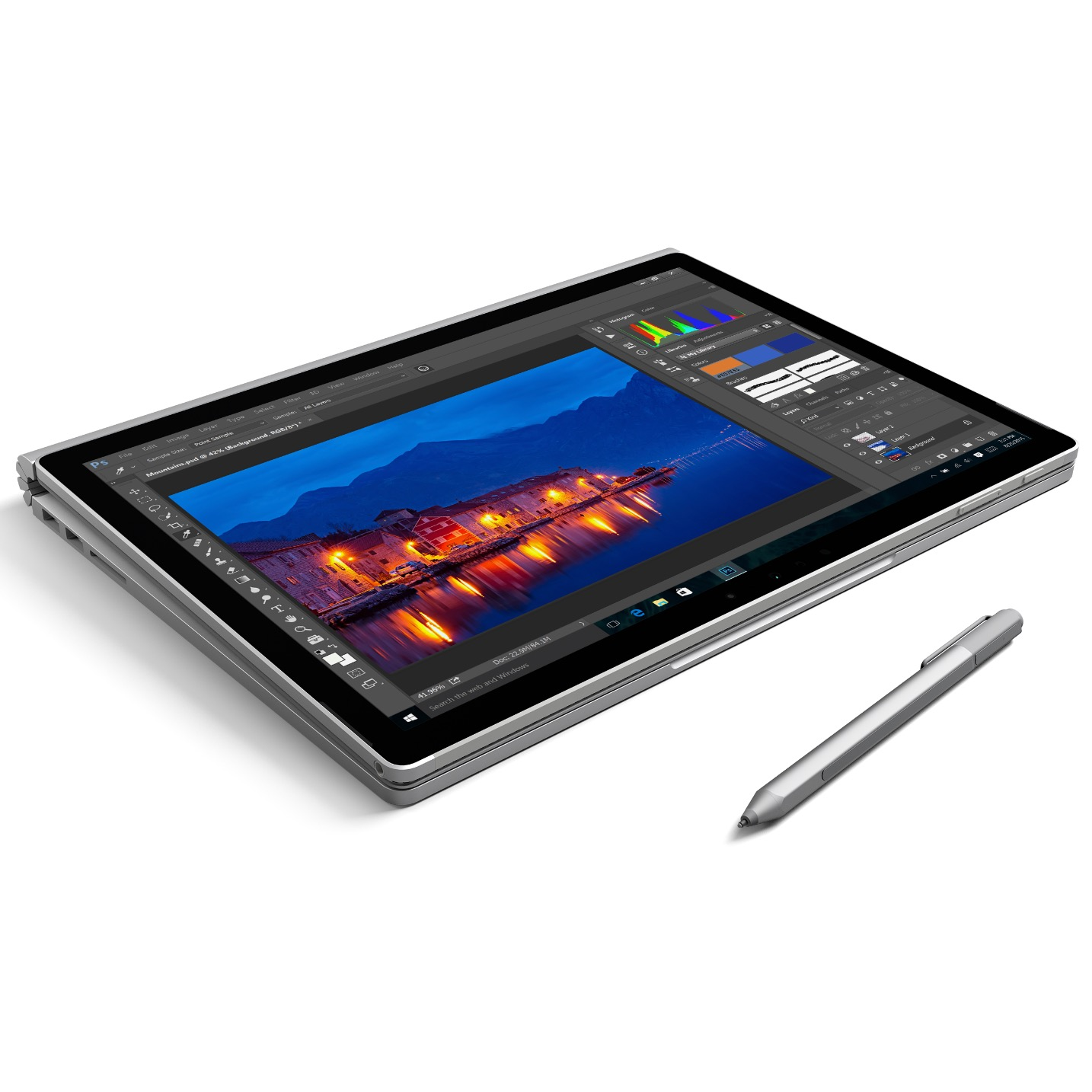 Protection ecran en verre renforce Surface Book 13.5 Premium ... eb8cfc82ff8