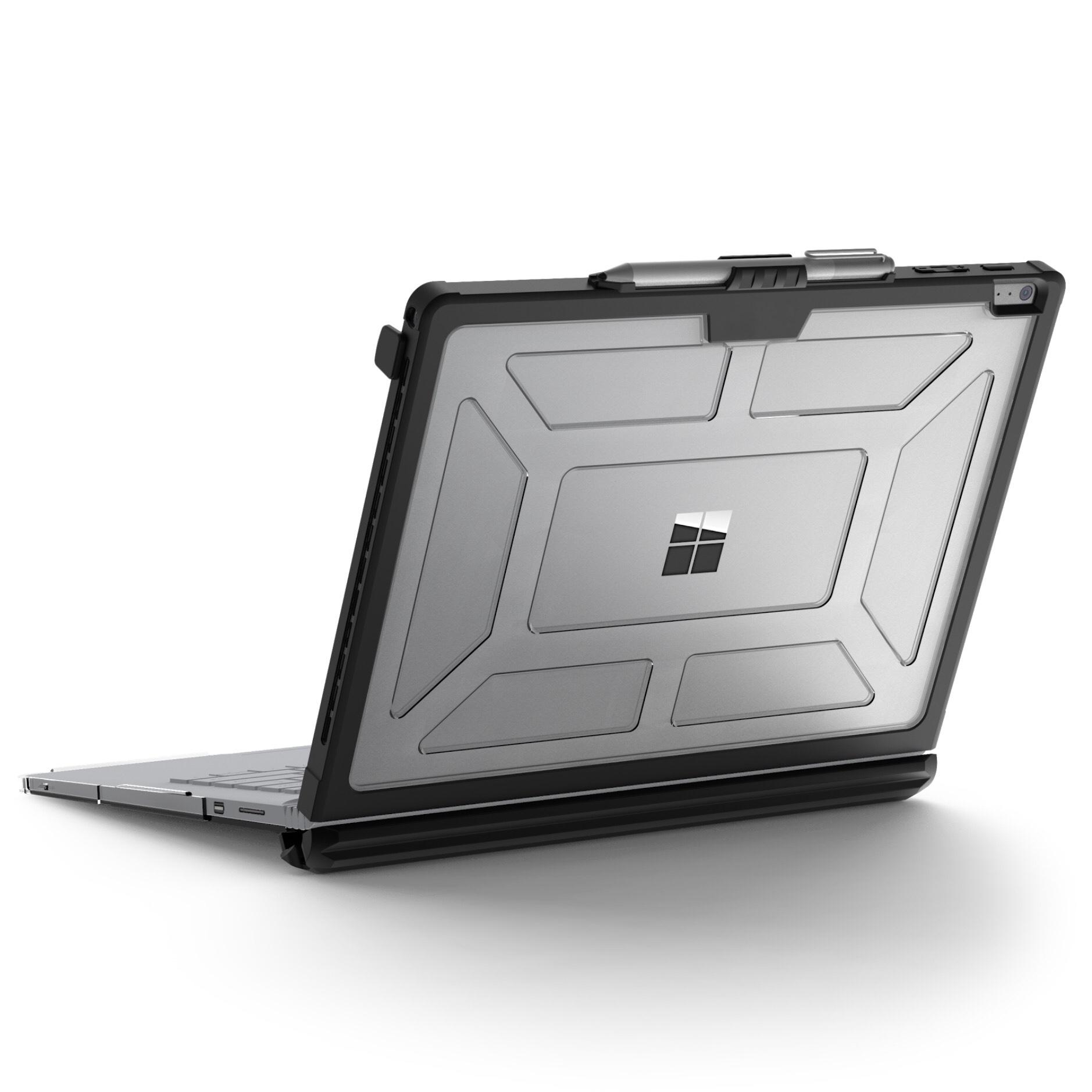 Coque securisee Surface BOOK 13.5 Protection Armure et verre de protection écran