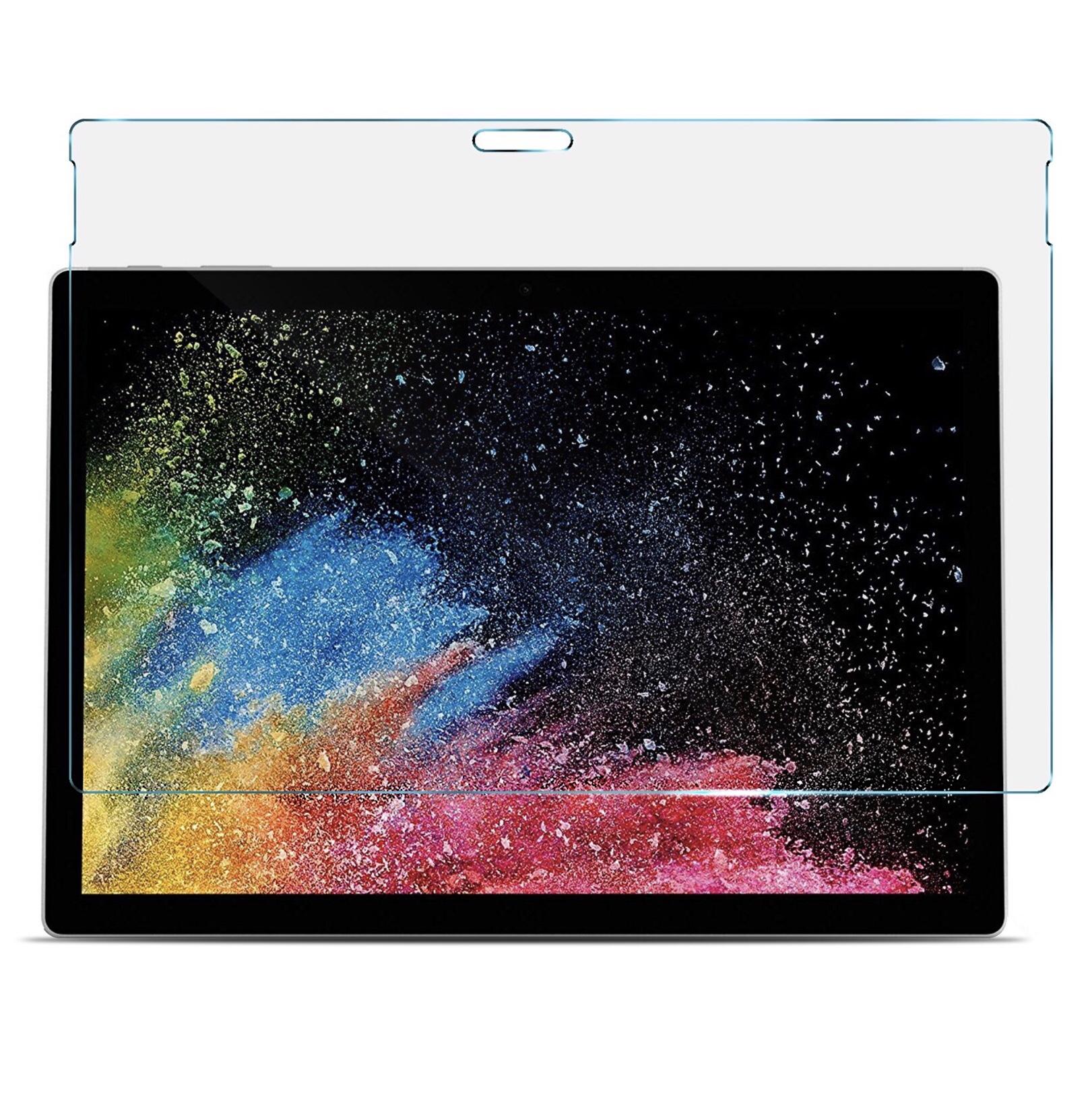 Surface BOOK 2 Verre renforce de protection ecran Premium 9H
