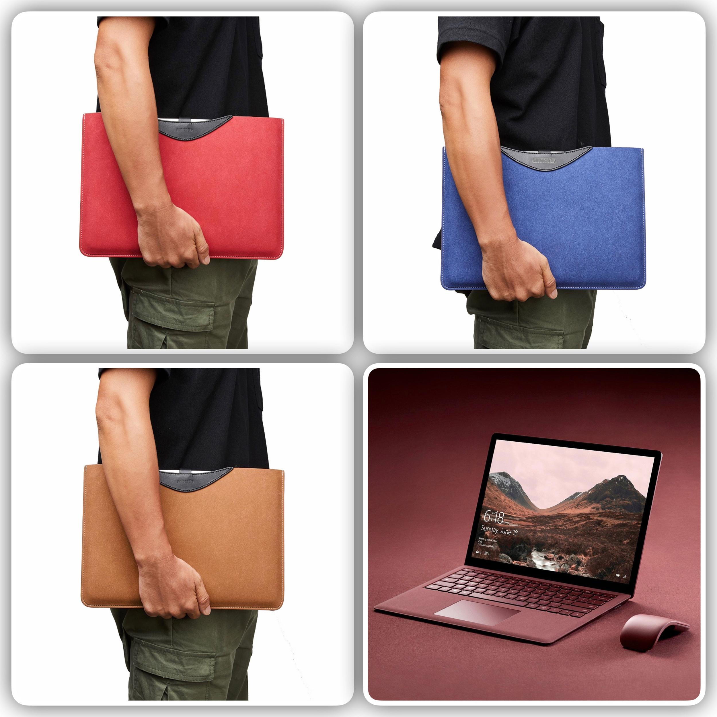 Surface LAPTOP 2 13.5 pouces Enveloppe de protection avec clip de Fermeture 6586fe0e7c0
