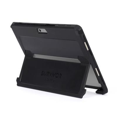 Griffin Survivor Slim Surface PRO 12.3 pouces Protection professionnelle Noir
