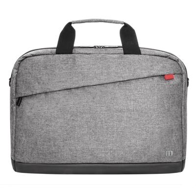 Sacoche Trendy Multi poches Impermeable Microsoft Surface PRO et PRO 4 Gris