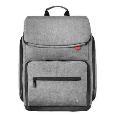 Sac a dos Backpack Impermeable Trendy Microsoft Surface PRO et PRO 4 Gris