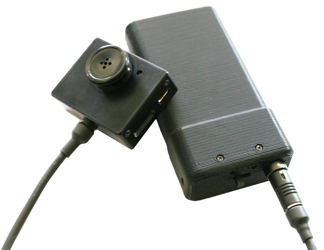 JICAM - Caméra bouton HD - Wifi