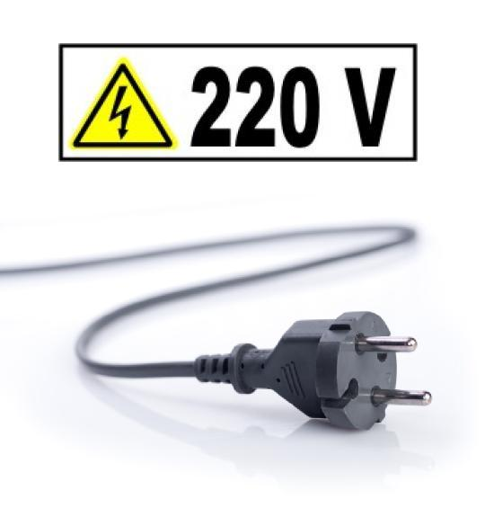 Boitier étanche d\'alimentation secteur 220V pour Timelapse Pro 3G-4G