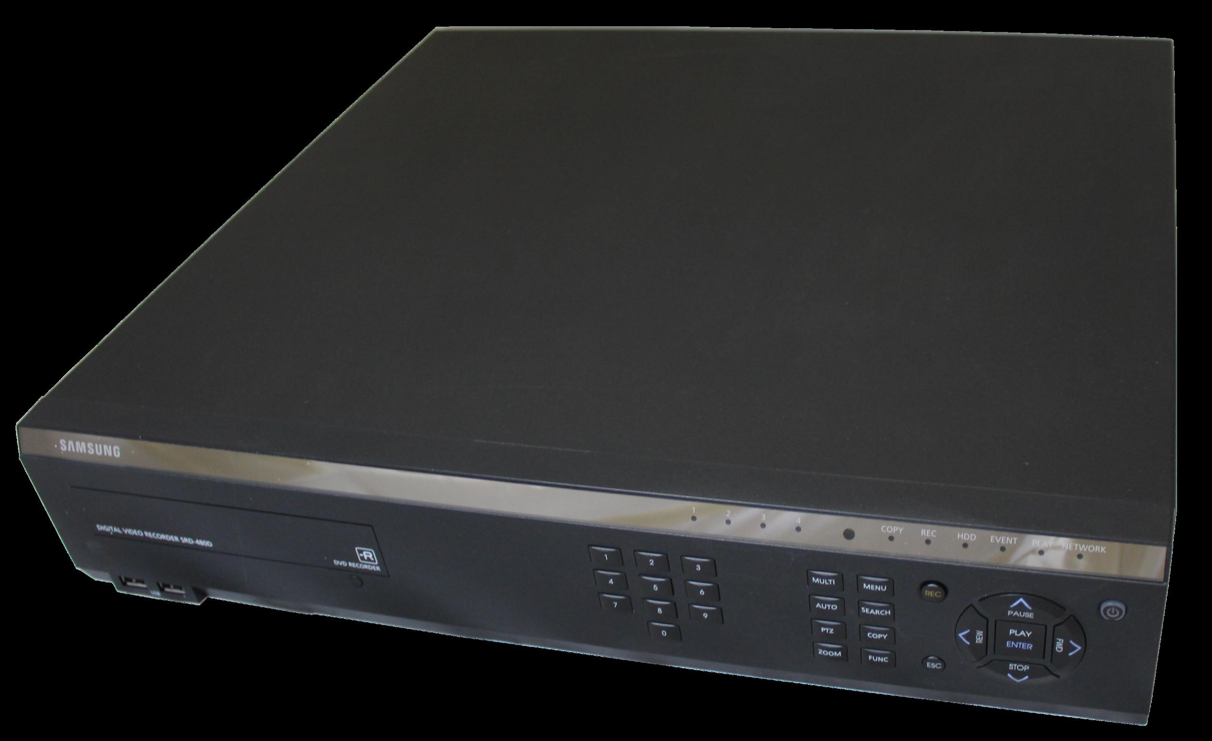 Enregistreur Samsung Srd-480d