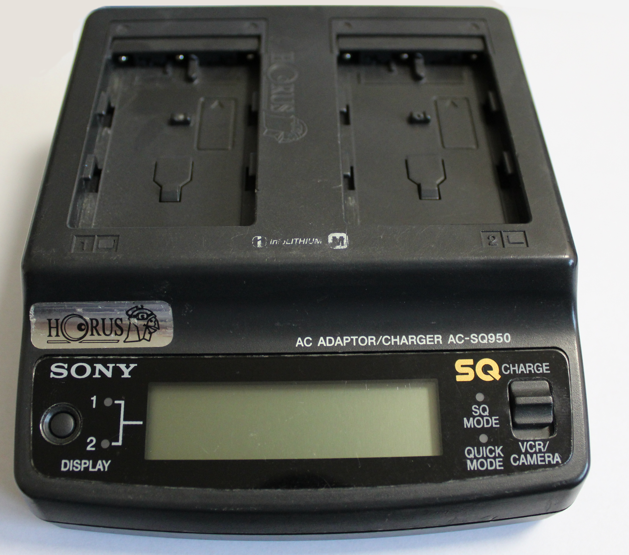 Chargeur Sony AC-SQ950 (occasion)
