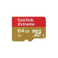 SanDisk Extreme PLUS Micro SDXC 64Go