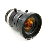 "Objectif 1/2"" 5mm f1.4 w/locking Iris & Focus, Megapixel (C Mount)"