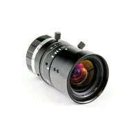 "objectif 2/3"" 8mm F2.4 5 Megapixel Ultra Low Distortion Lens (C Mount)"