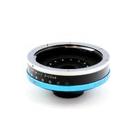 Adaptateur pour Objectifs Canon EOS (avec Iris)