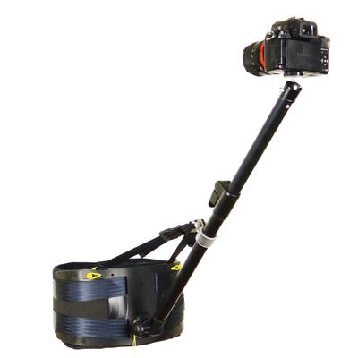 Support Camera harnais ventral