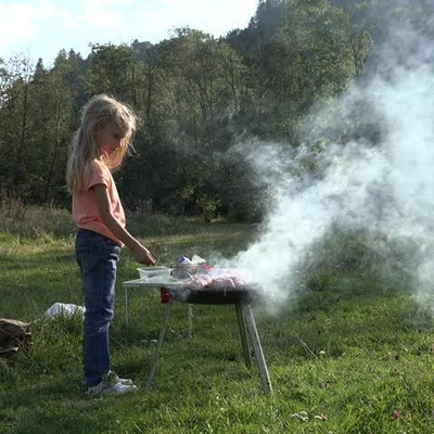 Le barbecue Junior