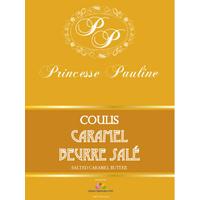 Coulis Caramel Beurre Salé - Bouteille 1 kg