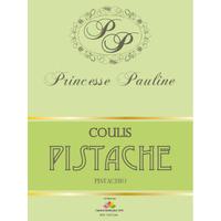 Coulis Pistache - Bouteille 1 kg
