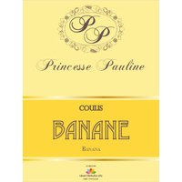 Coulis Banane - Bouteille 1 kg