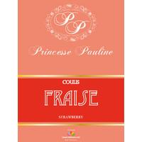 Coulis Fraise - Bouteille 1 kg