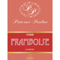 Coulis Framboise - Bouteille 1 kg