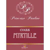 Coulis Myrtille  -                                    Bouteille 1 kg