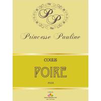 Coulis Poire - Bouteille 1 kg