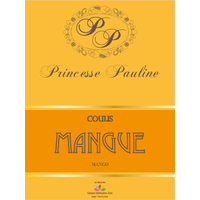 Coulis Mangue - Bouteille 1 kg