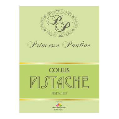 Coulis-Pistache