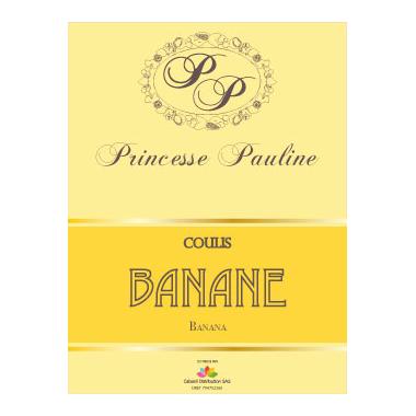 Coulis-Banane