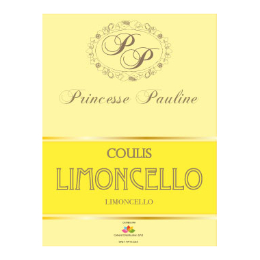 Coulis-Limoncello