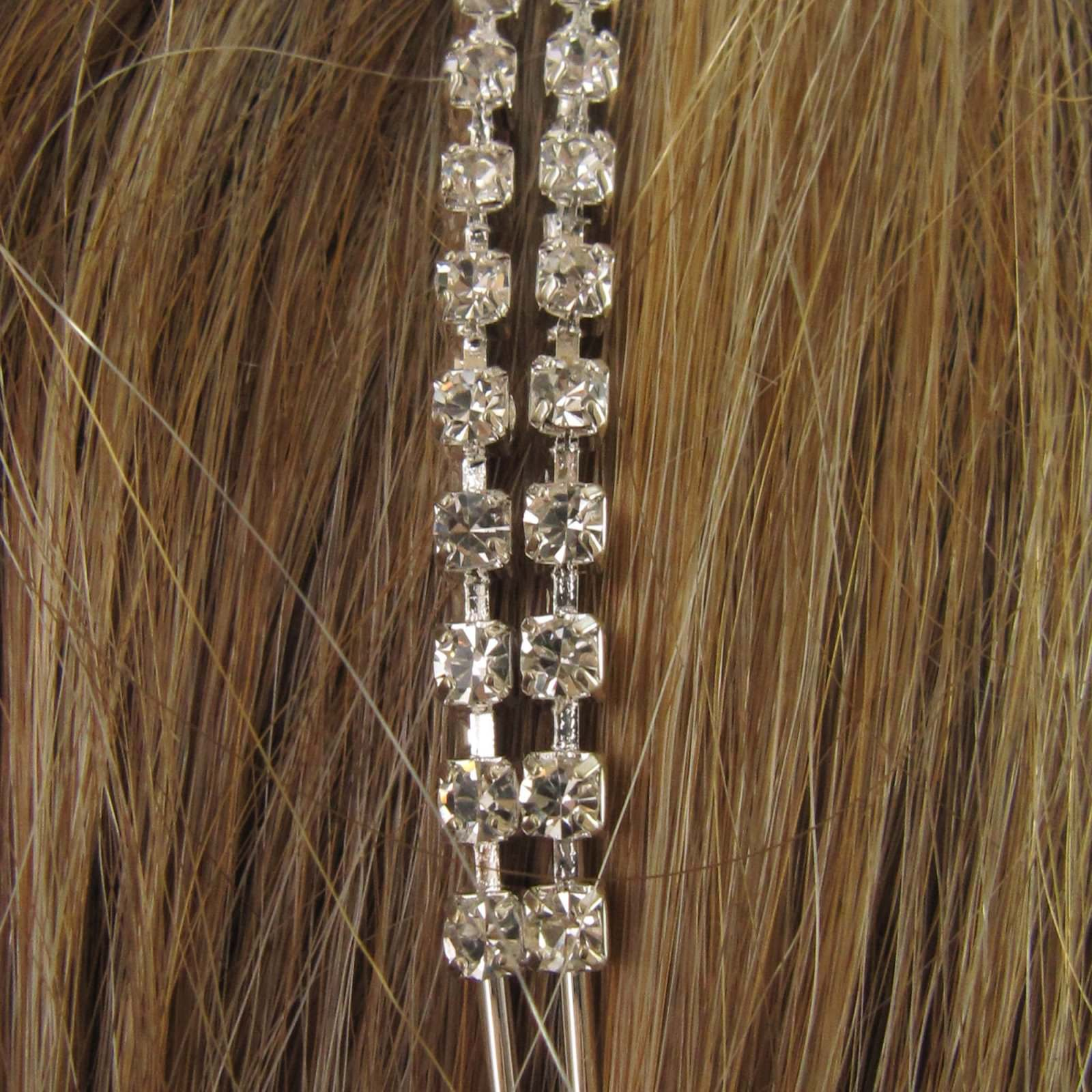 serre-tête mariage strass double  (4)