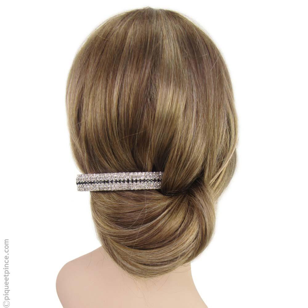 barrette cheveux pour les fêtes