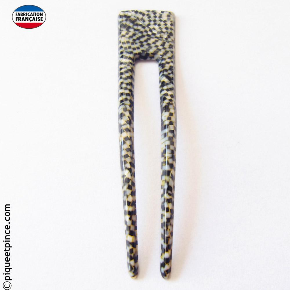Épingle à chignon originale et élégante 10 cm