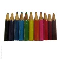 Barrette pour cheveux crayons