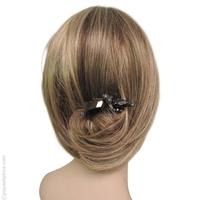 Épingle à cheveux Cantate hématite