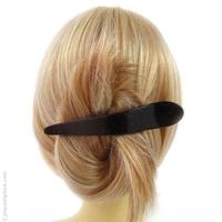 pince pour cheveux ébène
