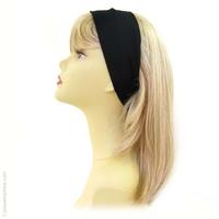 Bandeau cheveux noir