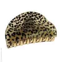 Pince à cheveux guépard
