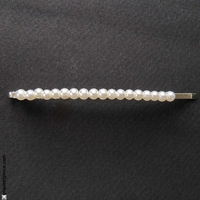barrette cheveux petites perles